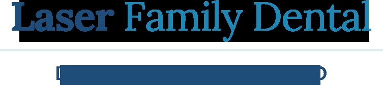Laser Family Dental Logo